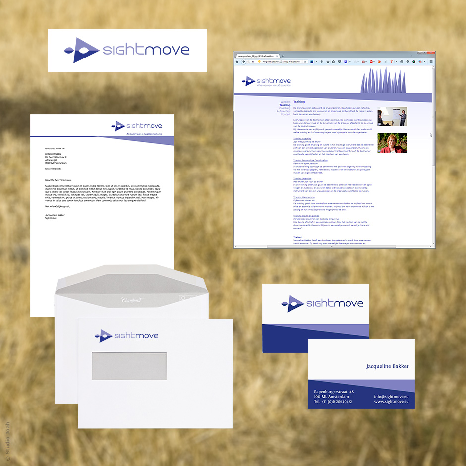 Corporate Identity Sightmove